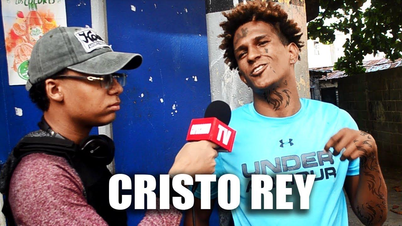 Me meti a lo mas PELIGROSO de CRISTO REY ! ROCHY VS MUSICOLOGO ! ENCUESTA ! BARRIO CALENTON
