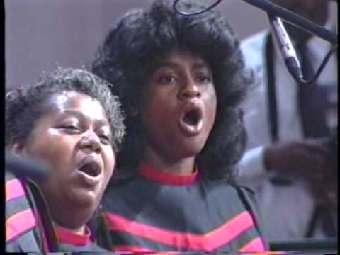 Midwestern Choir Diane Byrum Jesus sung