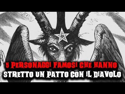 5 Personaggi Famosi Che Hanno Stretto Un Patto Con Il Diavolo