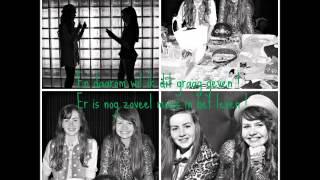 sarah & julia - live life - lyrics - vernieuwde versie - junior songfestival 2013 ♥