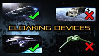 The Problem With Cloaking Devices in Sci-Fi