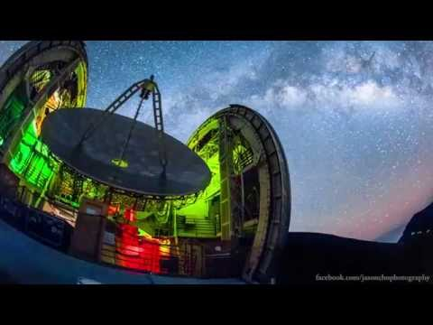 The Hawaiian Heavens - On the Summit of Mauna Kea Time Lapse 2 [Preview]