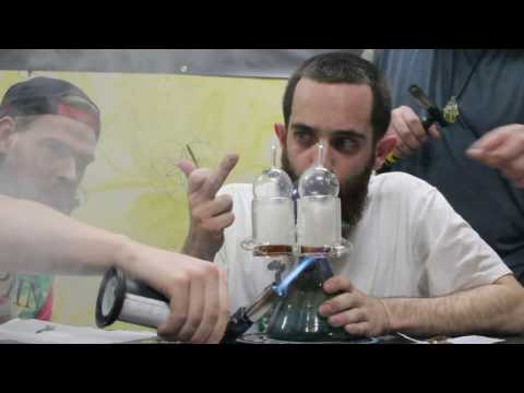 World Record 31 Gram Dab by Glasassin @liveresinnobudder at @studio420