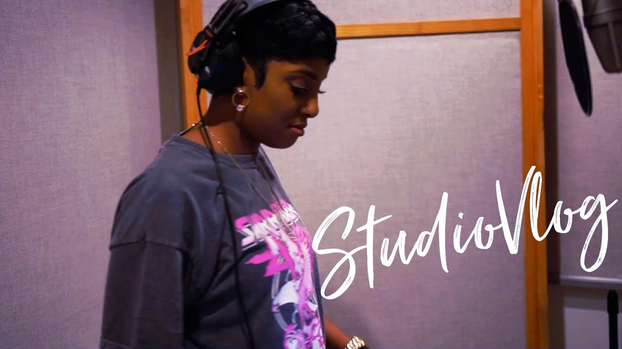 Watch Me Werk! | Studio Vlog