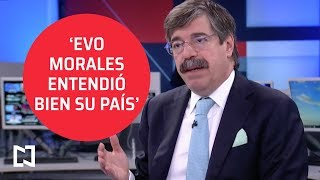 Renuncia de Evo Morales en Bolivia; el análisis de Gabriel Guerra en Despierta