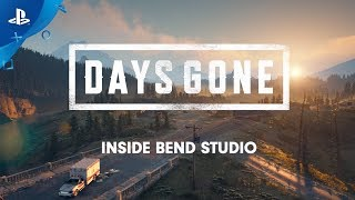 Days Gone - Inside Bend Studio | PS4