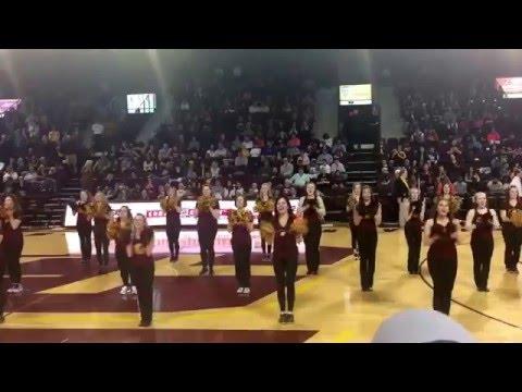 CMU Fight song 2016 Maureen