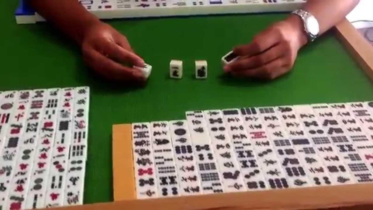 mahjong crash course mahjong set types