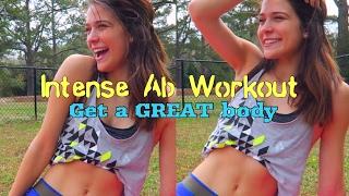Intense Ab Workout.