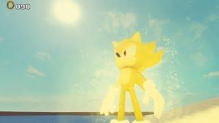 Sonic World Adventure v1.0 [Alpha] | Sonic Roblox Games ❄ Gameplay