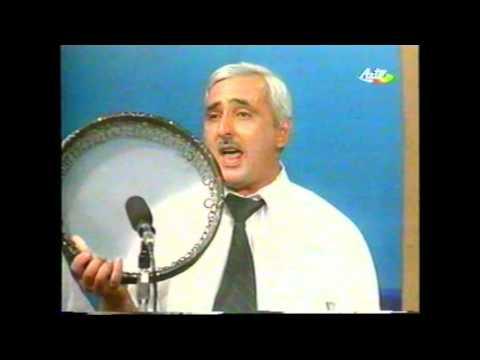 Mirzə-Hüseyn Segahi, 5 xanəndə