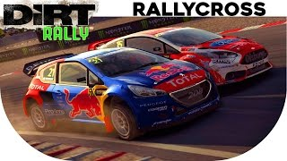 Dirt Rally - RallyCross Ultra Graphics HD