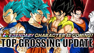 FREE STONES ARE HERE! Top Grossing News Update | Dragon Ball Z Dokkan Battle