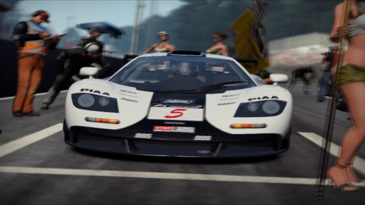 Need For Speed Shift 2 Unleashed - SPA Francorchamps With McLaren F1 ...