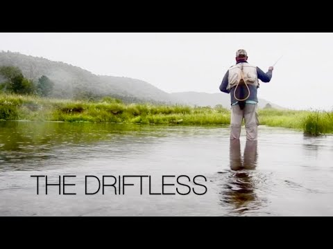 BACKCOUNTRY FLY FISHING-THE DRIFTLESS With Chris Walklet