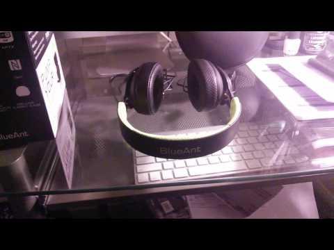 BLUEANT PUMP ZONE (WIRELESS HD MEGA BASS HEADPHONE) REVIEW