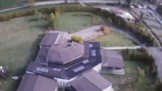 Pianoro, volo UAV in controllo relativo a 200 metri (Ar Drone 26.10.2013)