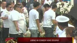 24oras: Libing ni Comedy King Dolphy