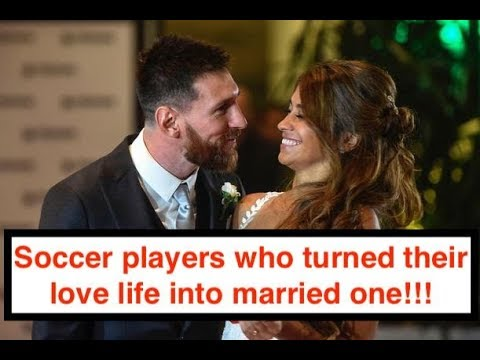 David Beckham, Lionel Messi, and Luis Suarez turned their love life into married one!!!