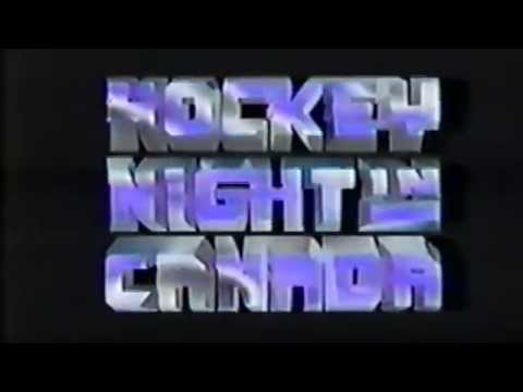 Hockey Night In Canada (HNIC) Broadcast Intros From 1977 To 2015