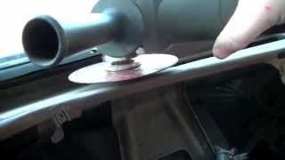 C10 Dash Removal Part 7