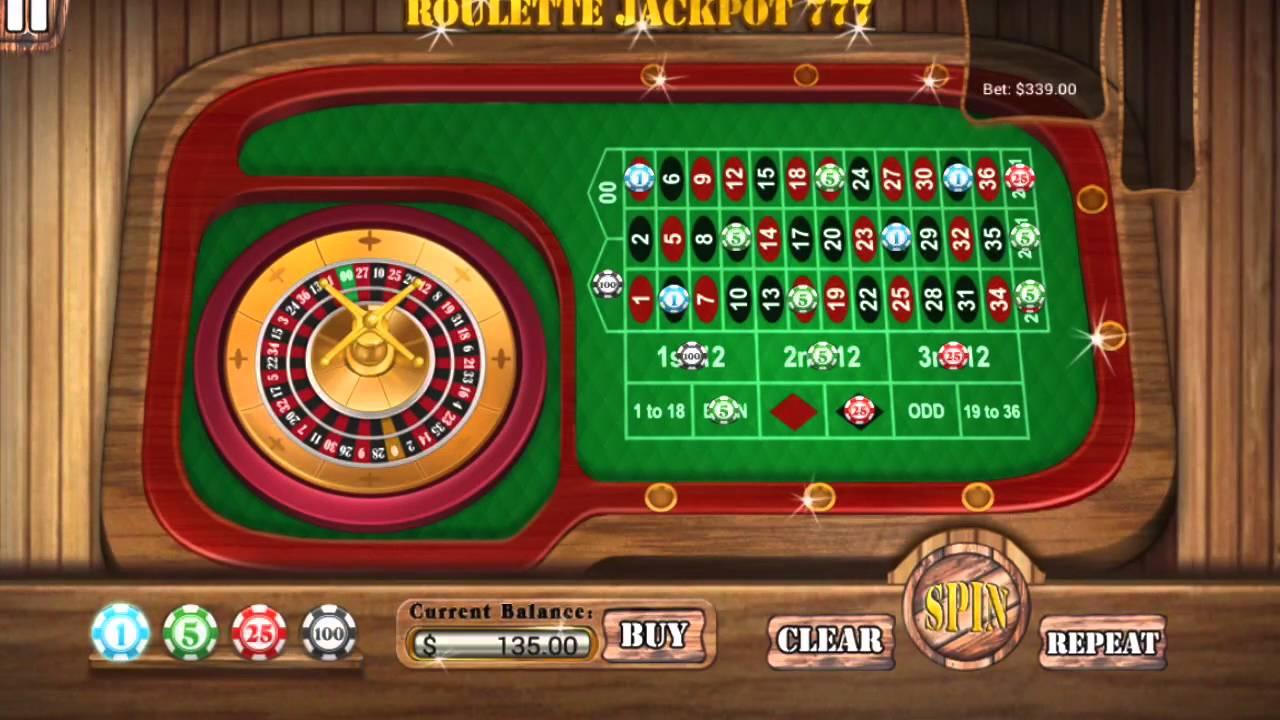 777 Casino Roulette