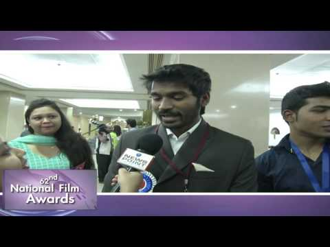 #National Film Awards: An Interaction with Actor Dhanush