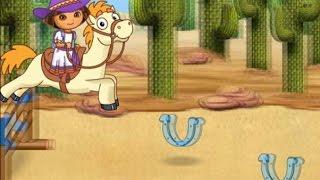 ДАША ИГРА #4 (Даша и Пони)  Девочка мальчик бесплатно онлайн игры