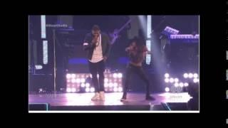 Usher - good kisser (live at ...