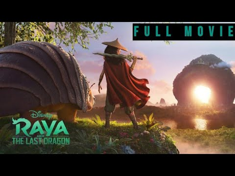 Download Raya and the Last Dragon 2021 full animated movie | Walt Disney |
