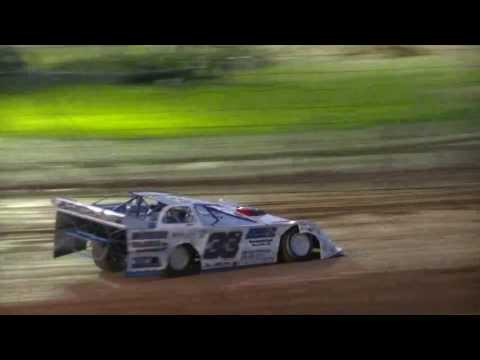 2016 09 03 Kyle Knapp Steelblock Latemodel Heat Race @ Marion Center Speedway