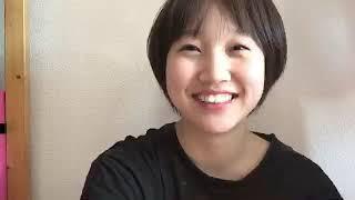프로듀스48에 출연했던 야마다 노에(山田 野絵)의 2018년 10월 18일자 ...