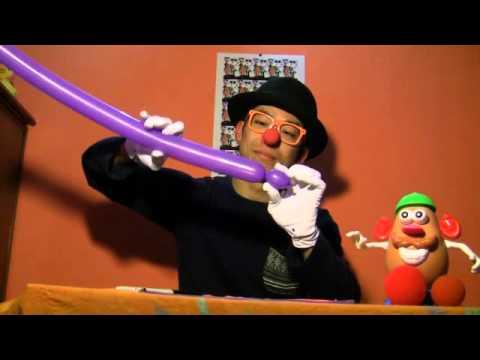 Palloncini Modellabili Spada Youtube