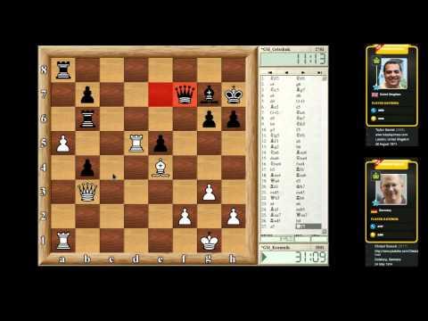 Mikhail Tal Memorial 2012 - Vladimir Kramnik vs Alexander Grischuk - Kings Indian (Chessworld.net)