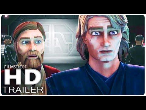STAR WARS: The Clone Wars Trailer (2019)