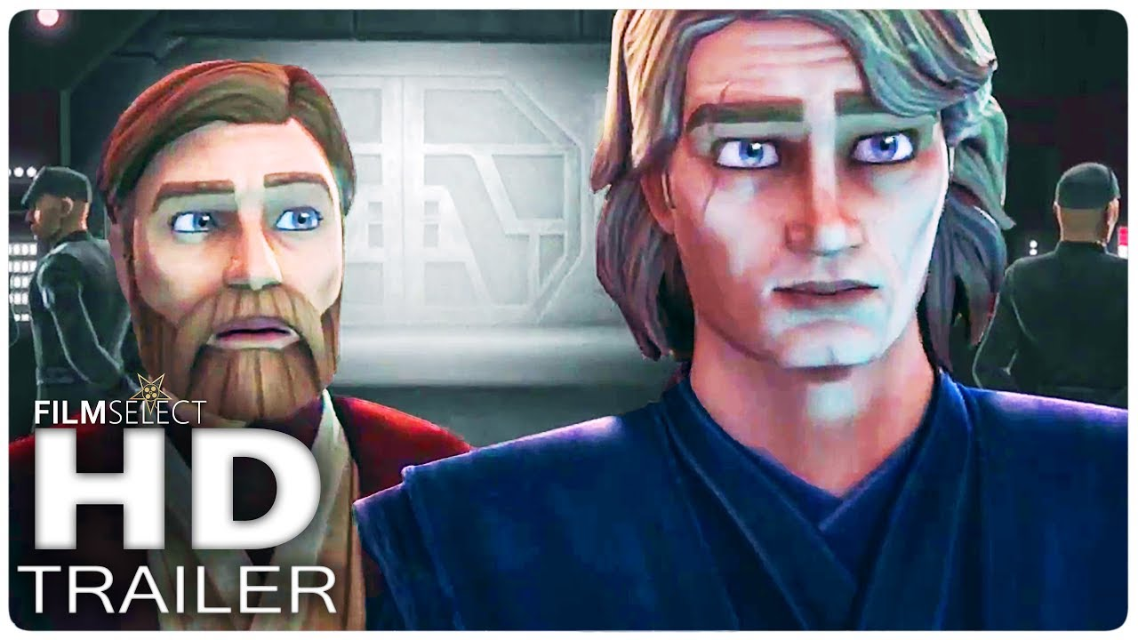 Star Wars The Clone Wars Trailer 2019 Youtube