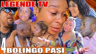 BOLINGO PASI EP: 4, Theatre congolais-Ebakata-serge-dady dikambala-Top-Schengen-legende tv