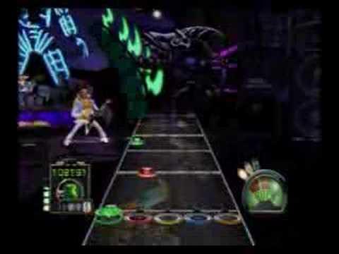 Reptilia, 5 stars - GH3 (PS2)