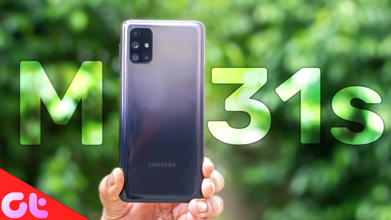 Samsung Galaxy M31s Overview : New Camera, Design, and Charger Worth It? | GT Hindi