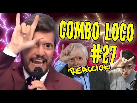 COMBO LOCO #27 || SI TE RIES PIERDES || BIZARRAP || REACCION LICK 😎
