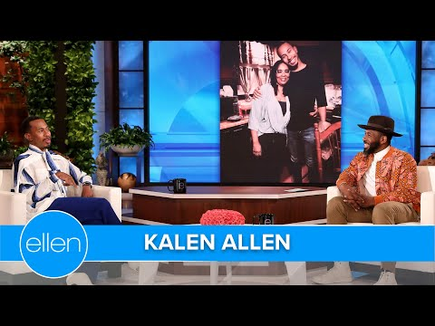 Kalen Allen Surprised His Mom with a Tesla