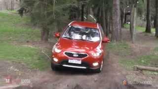 FAW D60 Test Drive Próximamente