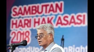 Human rights empower collective success, says Suhakam chairman thumbnail