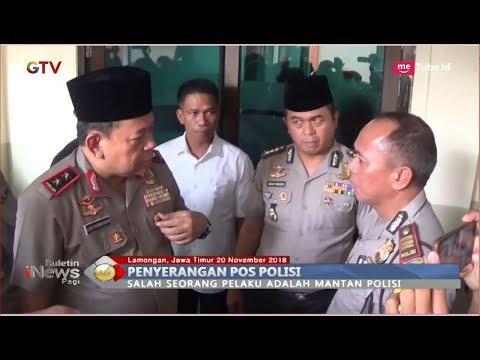 Polisi Lamongan Diserang 2 Orang dengan Ketapel, Pelaku adalah Mantan Polisi - BIP 21/11