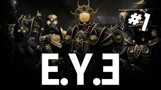 Cultistas Medievales Cyberpunk - E.Y.E Divine Cybermancy #1