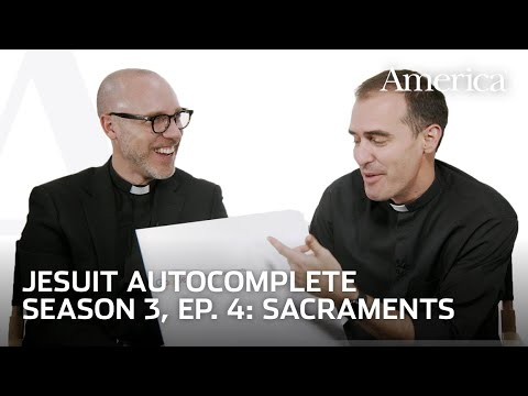 Why are there seven sacraments? | Jesuit Autocomplete