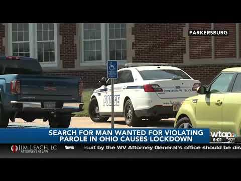 Parkersburg High School on lockdown