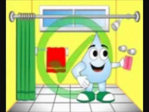 Como cuidar el agua youtube - Como ahorrar agua y luz ...