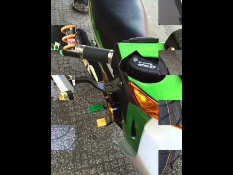 Wave Alpha xanh lá ( xa lánh ) độ đồ chơi hiệu - Bán đồ chơi xe onlinee SĐT: 01206709232