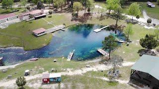 Vortex Spring by Drone - Pounce de Leon, FL